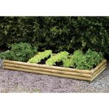 Forest 200 x 100cm Bed Builder Raised Bed