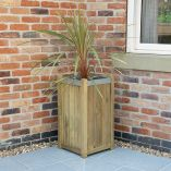 Forest 1x1 Nova Square Planter