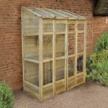Forest 5x2 Cofton Wall Greenhouse