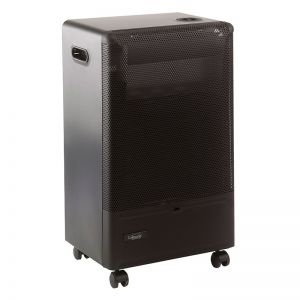 Lifestyle Blue Flame Portable Gas Cabinet Heater