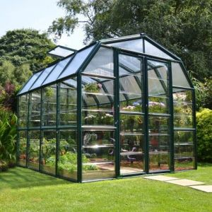 Rion Grand Gardner 8x8 Green Greenhouse