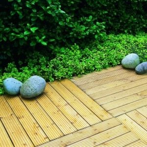 90cm Patio Deck Tile Pack of 4