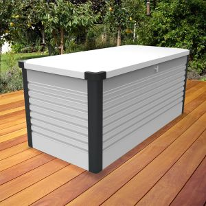 Large 6x2 Trimetals White Patio Protect a Box