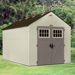 Suncast 8x13 New Tremont '2' Apex Roof Shed