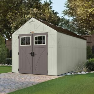 Suncast 8x16 New Tremont '1' Apex Roof Shed