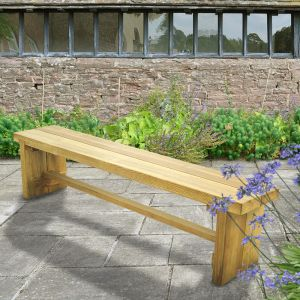 Forest 1.8m Double Sleeper Bench