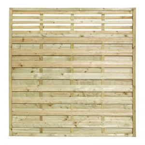 Forest Valencia Fence Panel 1.8m High