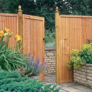 Forest Board Gate 1.83 x 0.9m