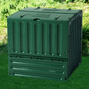 Eco King Green 600L Compost Bin (0.8m x 0.8m)