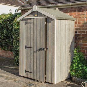 4x3 Rowlinson Heritage Shed