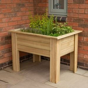 Forest Kitchen Garden Planter 3'3 x 2'