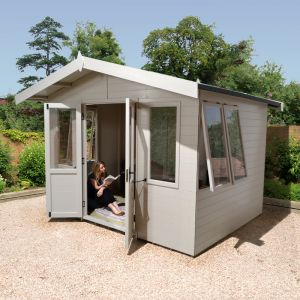 10x8 Ultimate Summerhouse