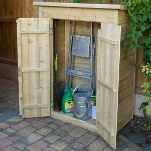 4x2 Pressure Treated Pent Garden Store