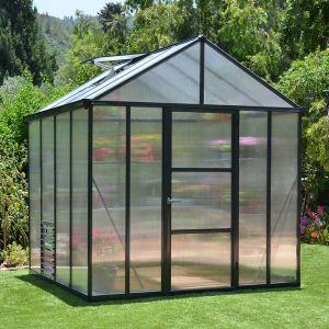 8x8 Palram Glory Greenhouse