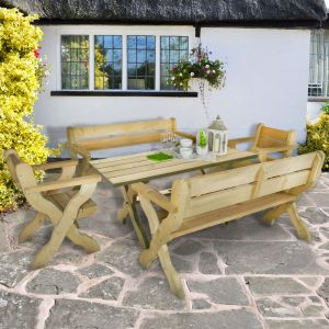 Forest 1.5m Grizedale Table