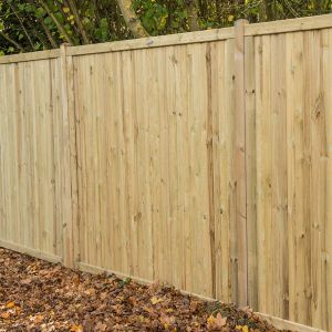 Forest 6x6 Acoustic Noise Reduction Fence Panel