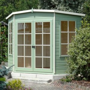8x8 Shire Hampton Summerhouse