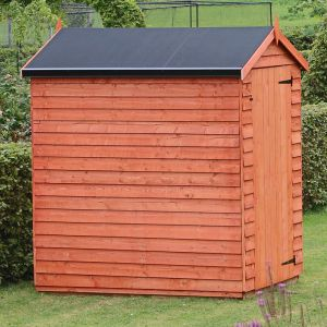8'x8' SkyGuard EPDM Garden Building & Shed Roof Kit - Replacement Covering