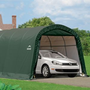 10'x20' (3x6m) Rowlinson Round Top Auto Shelter