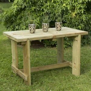 Forest 1.2m Refectory Table