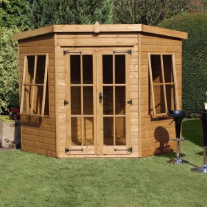 6x6 Traditional Stowe Summerhouse