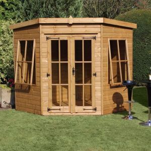 8x8 Traditional Stowe Summerhouse