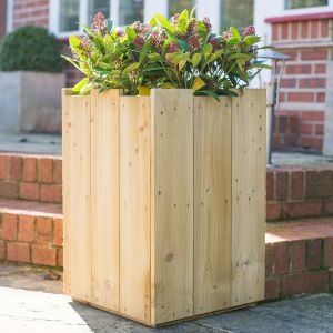 1x1 Windsor Square Planter