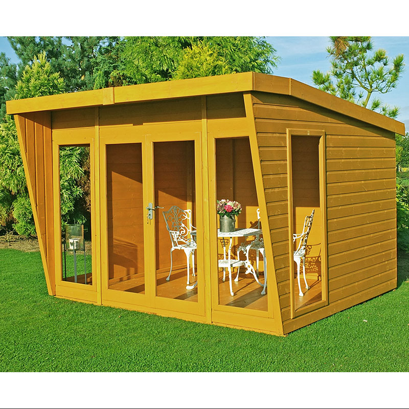 10 x 10 Shire Highclere Contemporary Summerhouse