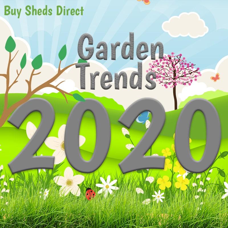 Gardening Trends for 2020