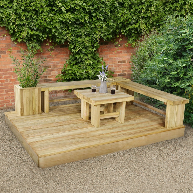 Find your perfect garden decking – our top five