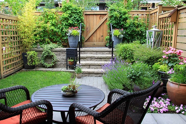 How your garden helps sell your house