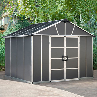 Why Your Next Shed Should Be A Plastic Shed