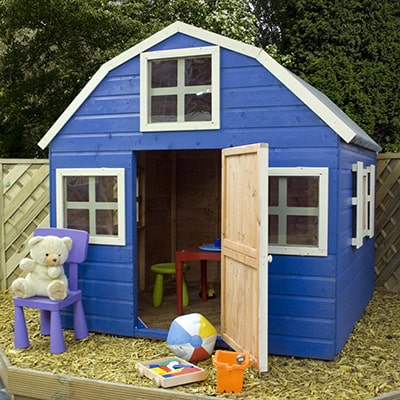 Christmas Guide to Choosing a Children's Playhouse