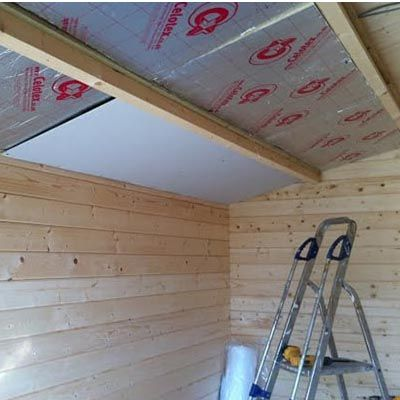 Your Guide to Better Shed Insulation