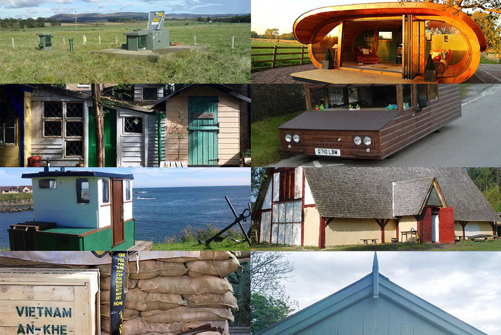 Shed of the Year 2016: Episode One