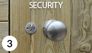 extra security