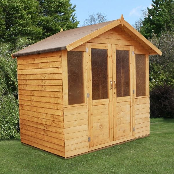 Image of 7x5 Windsor Traditional Overlap Summer House