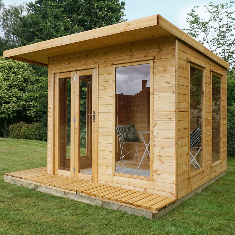 Image of 10x10 Windsor Cube Summer House
