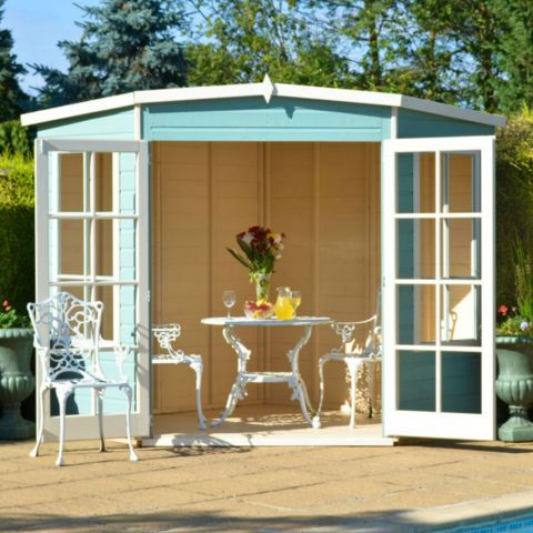 5 Small Summerhouses for Under £900