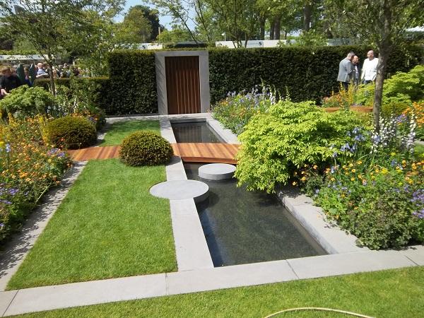 5 classic garden designs