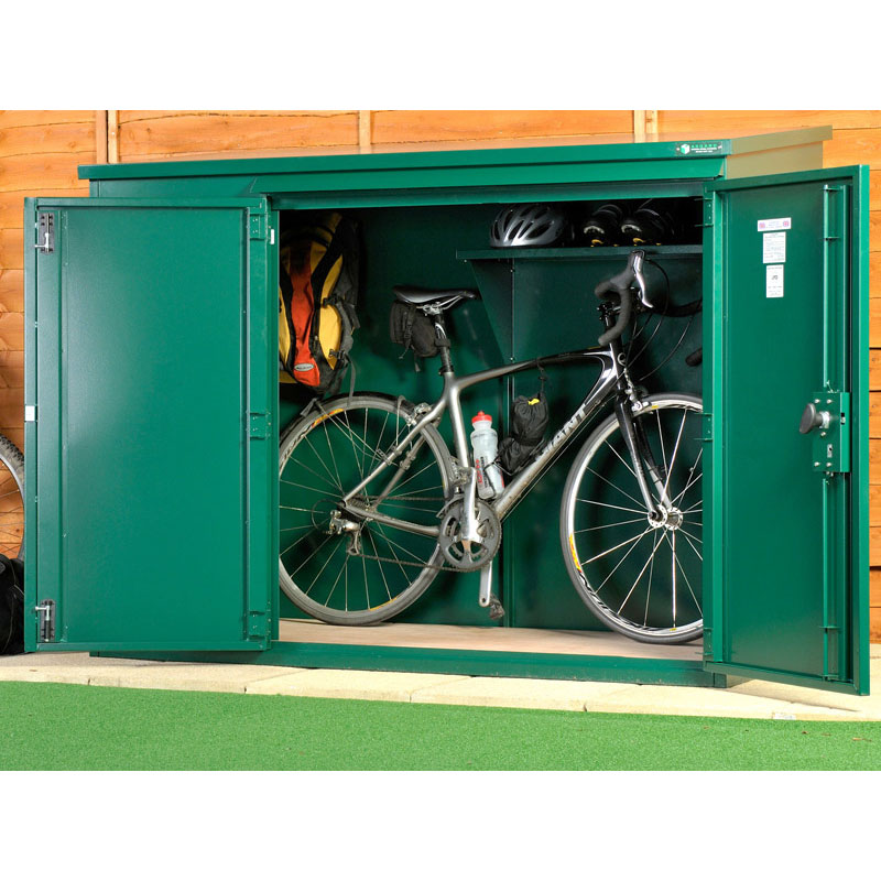 Your Guide to Outdoor Bike Storage