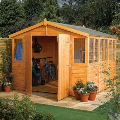Garden Workshops: The Hardest Working Sheds
