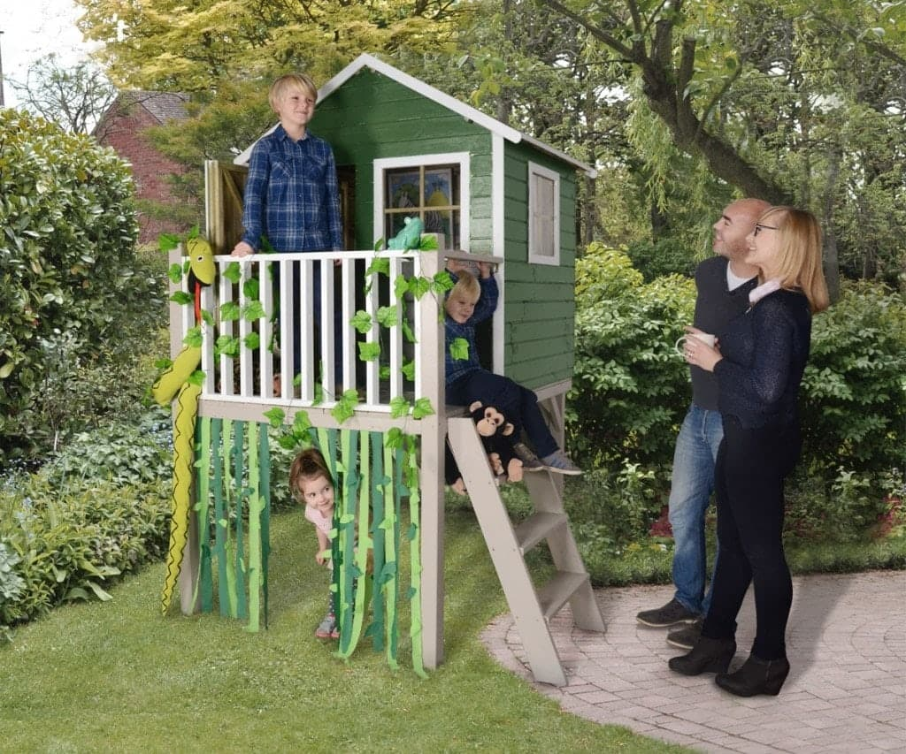 Can't decide on a playhouse? Check out our new range