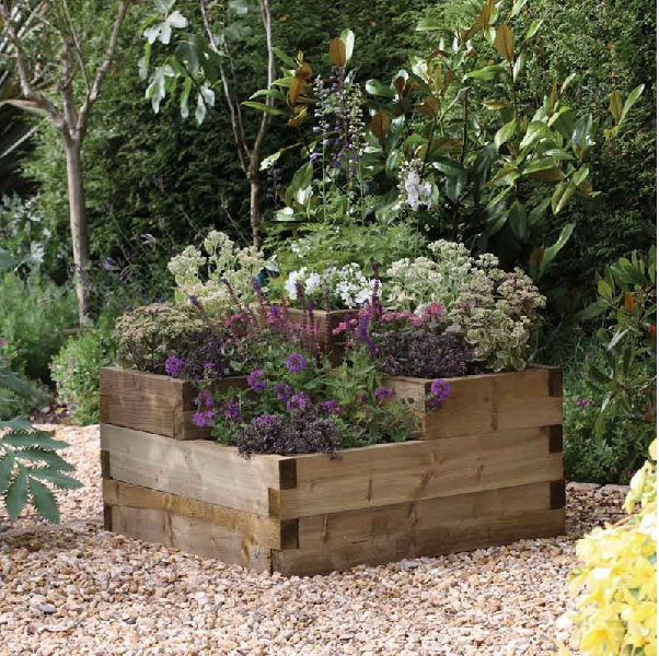 4 steps to getting started on your raised bed garden