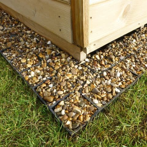 How To Build A Shed Base With Paving Slabs | Which Shed Base?