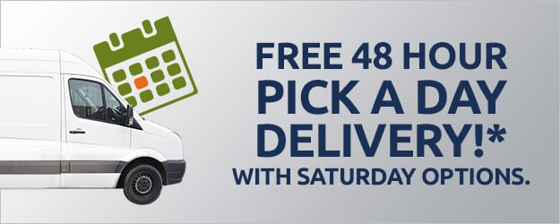 48 hour pick a day delivery