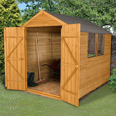 Shed Installation Services | Buy Sheds Direct