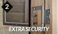 extra security