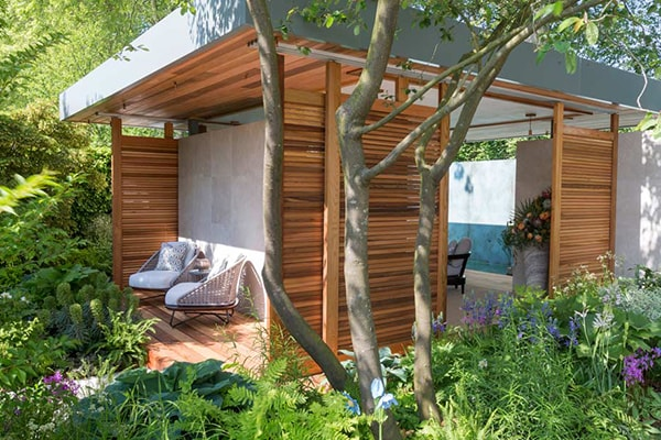 The Morgan Stanley Garden for the NSPCC at the RHS Chelsea Flower Show