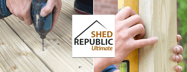 Shed-Republic Ultimate Installation